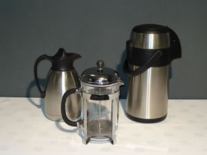 Cafetier & Insulated Flasks