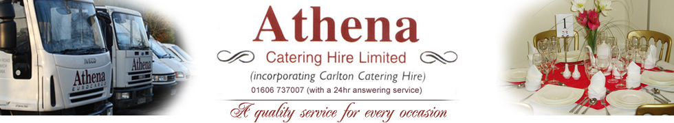 Athena Catering Hire Limited
